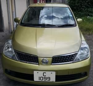 Nissan Tidda Hatched back - Family Cars on Aster Vender