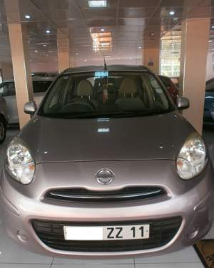 NISSAN MARCH Automatic,1190cc - Family Cars on Aster Vender