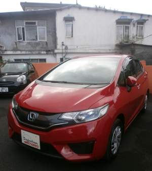 HONDA FIT F  PACKAGE 1310cc - Family Cars on Aster Vender