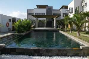 Flic en Flac location appartement 3 chambres dans une résidence  - Apartments on Aster Vender