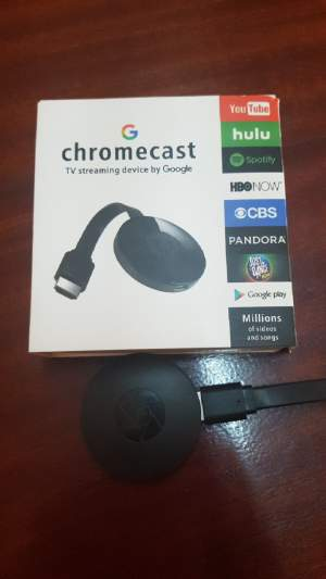 Chromecast tv streaming - All electronics products on Aster Vender