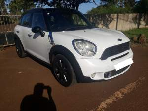 2011 Mini Countryman S Work turbo - SUV Cars on Aster Vender