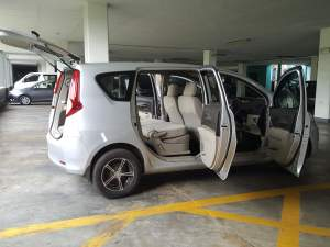 Toyota passo sette - SUV Cars on Aster Vender