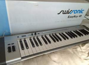 Clavier maître MIDI USB - Synthesizer on Aster Vender