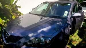 Mazda  Axela - Compact cars on Aster Vender