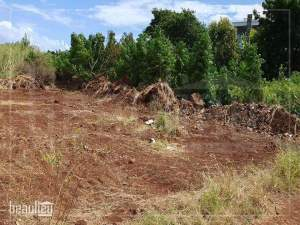 Residential land of 7 perches in Triolet - Land on Aster Vender