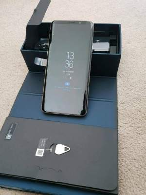 Samsung Galaxy S9+ - Android Phones on Aster Vender