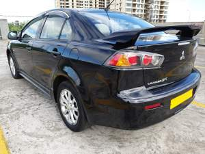 Mitsubishi Lancer Ex 2009 - Family Cars on Aster Vender