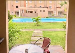 Grand Gaube 3 bedrooms triplex for sale in a complex