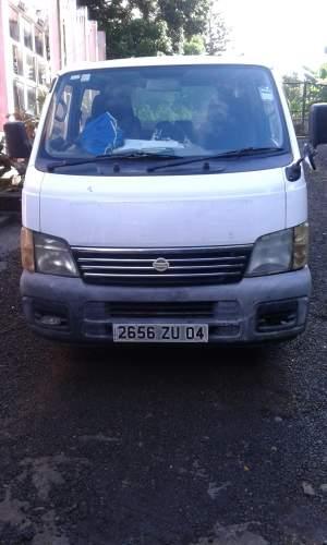 Nissan caravan A vendre  - Cargo Van (Delivery Van) on Aster Vender