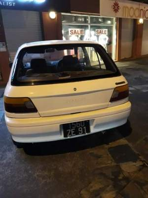 Toyota Starlet 91 - Family Cars on Aster Vender