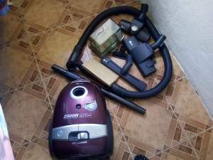 Vaccum cleaner - All household appliances on Aster Vender