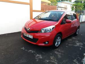 TOYOTA VITZ 1300CC - Compact cars on Aster Vender