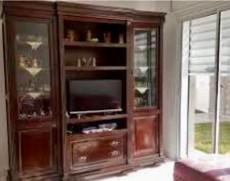 meubles en sapelli - bois acajou  - Antiques on Aster Vender