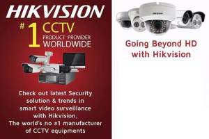CCTV HIKVISION - All electronics products on Aster Vender
