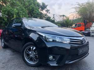 TOYOTA COROLLA ALTIS 2015 - Luxury Cars on Aster Vender