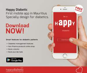 Happy Diabetic Mobile Application  - Other services on Aster Vender