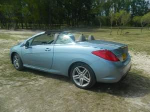 Peugeot 308 cc - cabriolet  - Sport Cars on Aster Vender