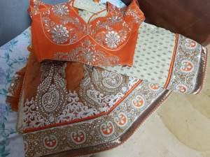 Wedding saree - Wedding clothes on Aster Vender