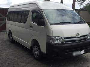Toyota Hiace for sales - Passenger Van on Aster Vender