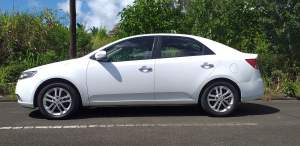 Kia Cerato 2011 - Compact cars on Aster Vender