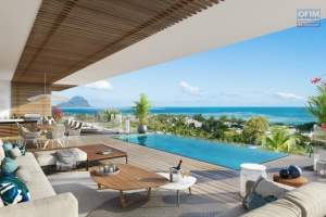 Tamarin penthouse PDS for sale with sea view - Apartments on Aster Vender