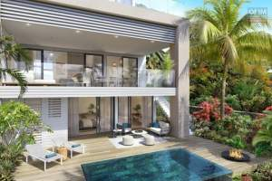 Tamarin for sale PDS penthouse with sea view - Apartments on Aster Vender