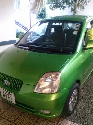 KIA Picanto Car for Sale - Compact cars on Aster Vender
