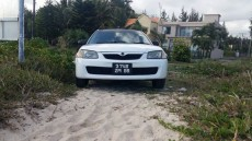 MAZDA 323 SEDAN 1999 - Family Cars on Aster Vender