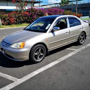 Honda Civic Es8 2001