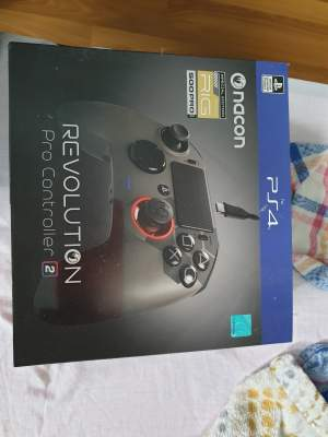 Nacon pro revolution controller 2 RIG edition - PS4, PC, Xbox, PSP Games on Aster Vender