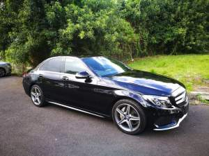 2014 Mercedes-Benz C 180 - Luxury Cars on Aster Vender