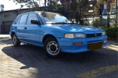 A vend Toyota conquest ZH92 - Family Cars on Aster Vender