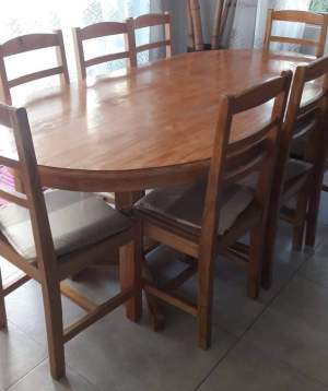 Dining Table - Table & chair sets on Aster Vender