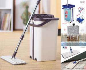 Magic Flat Mop - All household appliances on Aster Vender