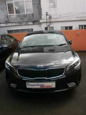 KIA CERATO FORTE K 3 - Family Cars on Aster Vender