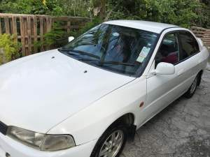 Mitsubishi Lancer  - Family Cars on Aster Vender