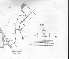 land for sale at petit camp - Land on Aster Vender