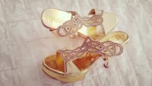 UNZE LONDON HEELS  - Women's shoes (ballet, etc) on Aster Vender