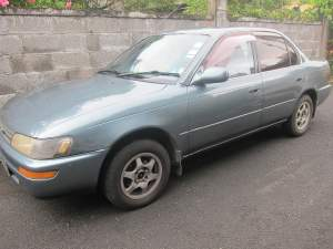 Toyota Corolla AE100 car for sale - Family Cars on Aster Vender