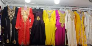 Abaya - dressy - Religious Clothing on Aster Vender