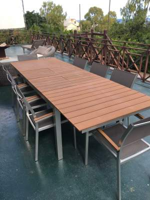 Outdoor table - Garden Furniture on Aster Vender