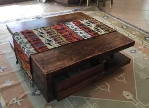 Teak Coffee Table - Tables on Aster Vender