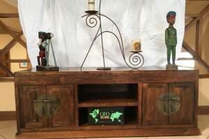 Low teak sideboard  from Bali - Living room sets on Aster Vender