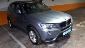 BMW X3 X DRIVE 2.0i - SUV Cars on Aster Vender