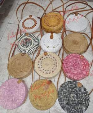 Rattan bag  - Others on Aster Vender