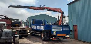 Crane  - Other heavy trucks on Aster Vender