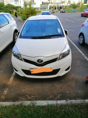 Toyota Vitz Year 2014 - Compact cars on Aster Vender