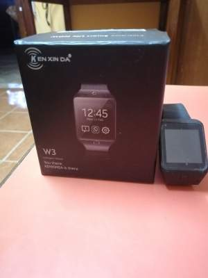 Kenxinda W3 smart watch - Other phones on Aster Vender