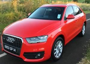 Audi Q3 TDI  - Family Cars on Aster Vender